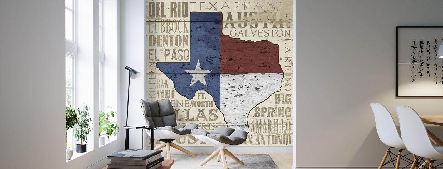Texas (Bundesstaat) - Tapete - Wohnzimmer