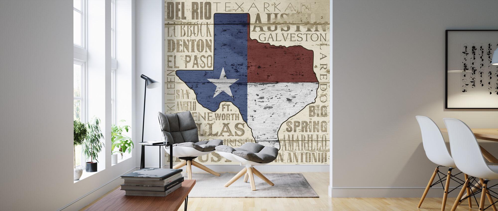 Texasin osavaltio - Tapetti - Olohuone
