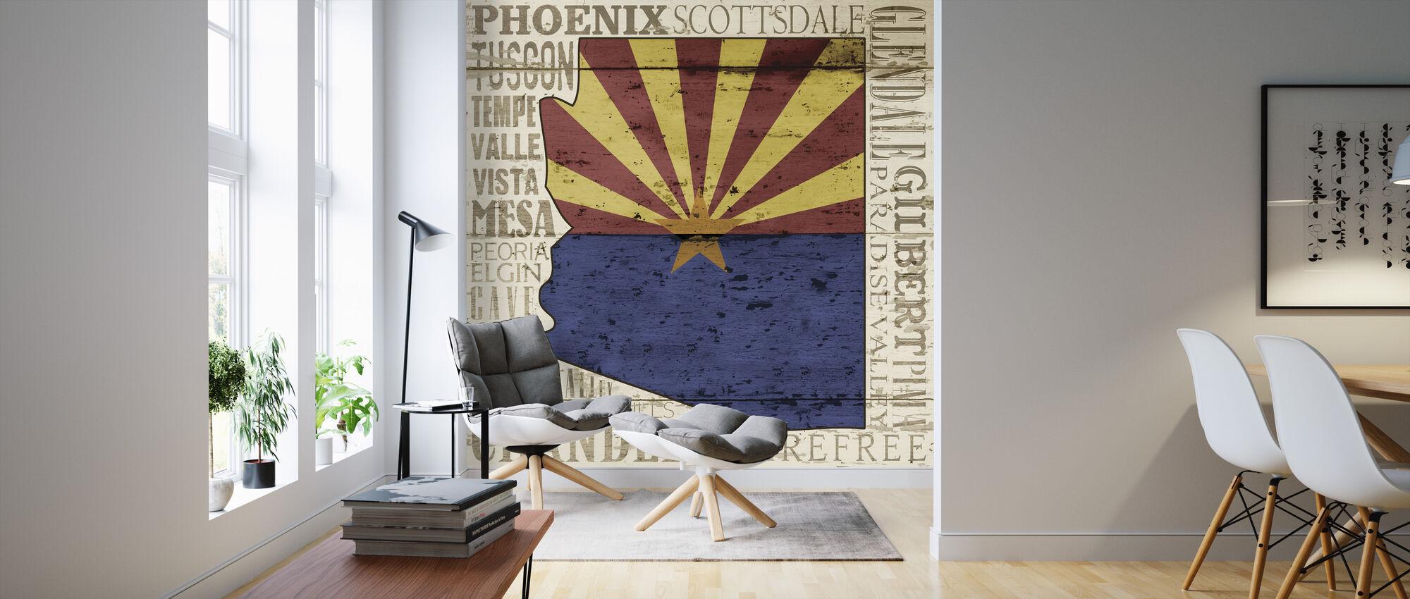 Arizona - Tapet - Vardagsrum