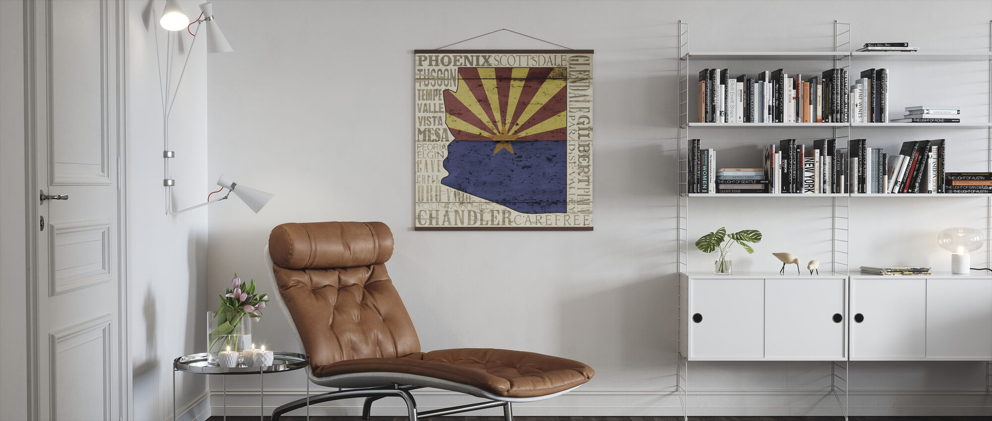 Arizona (staat) - Poster - Woonkamer