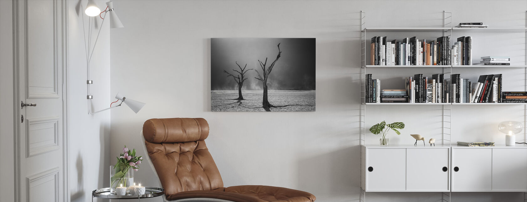 Afterlife - Canvas print - Living Room