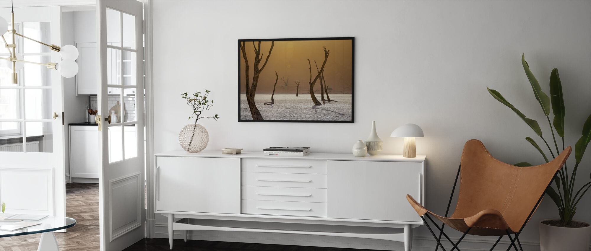 Ascension - Framed print - Living Room