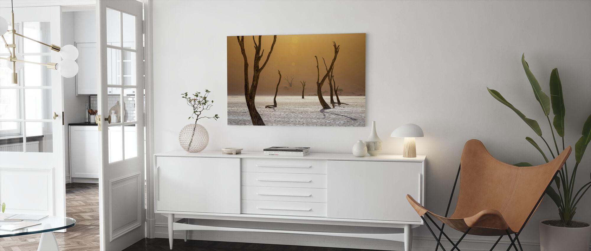 Ascension - Canvas print - Living Room