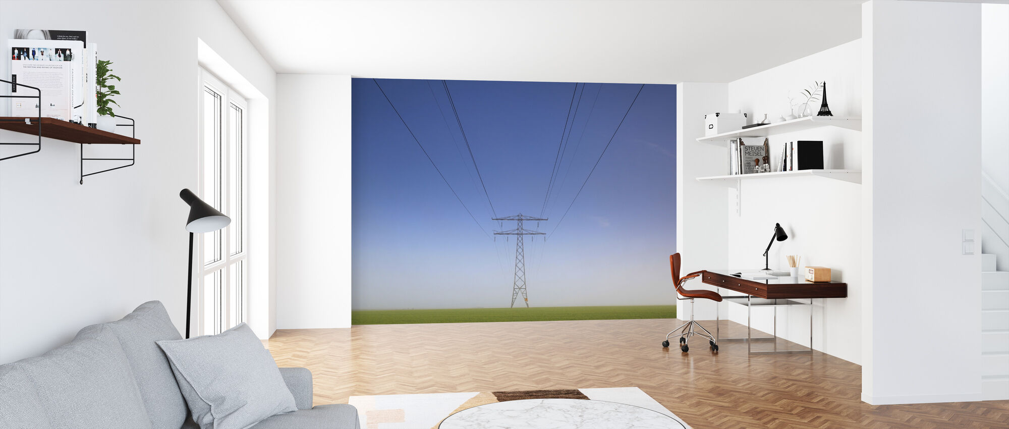 Less Is More Made To Measure Wall Mural Photowall