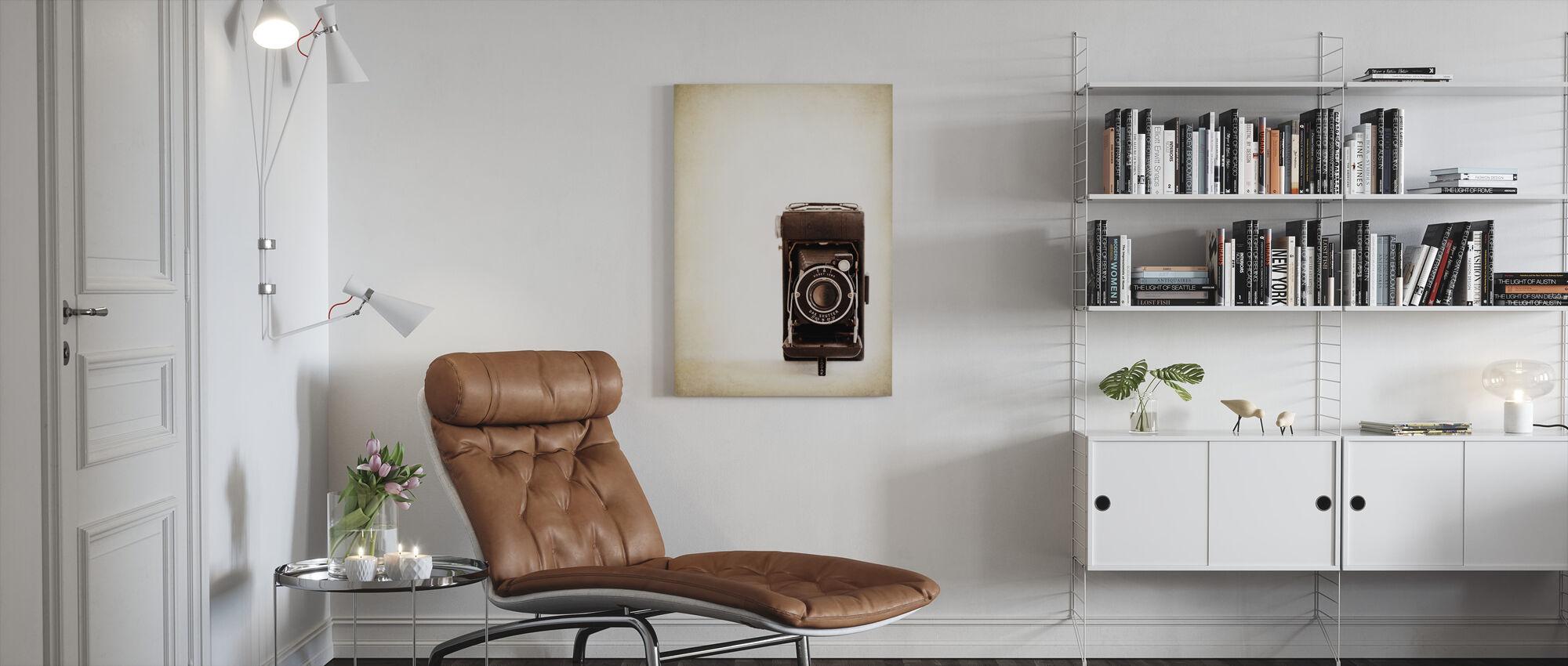 Kodak Waakzame Junior Zes-20 - Canvas print - Woonkamer