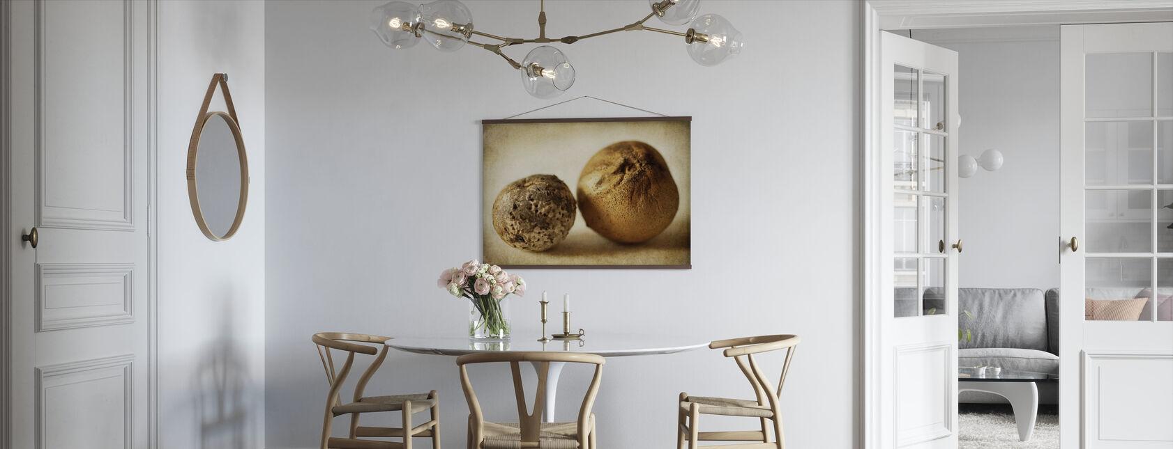 Two Oak Pods - Poster - Kitchen