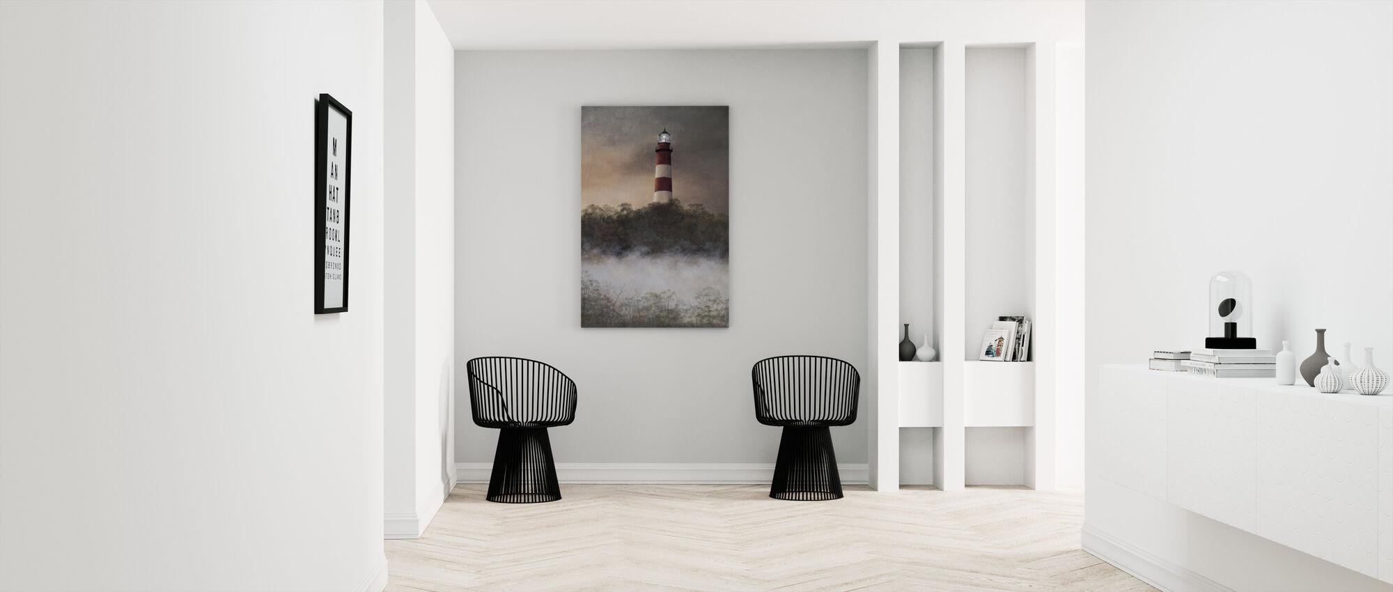 Assateague at Daybreak - Canvas print - Hallway