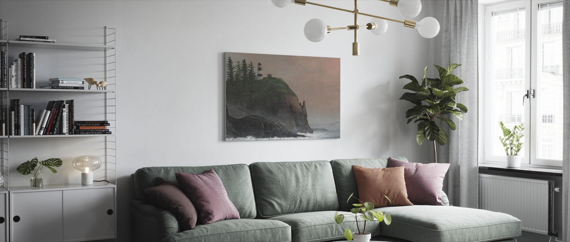 Cape Enttäuschung Licht - Leinwandbild - Wohnzimmer
