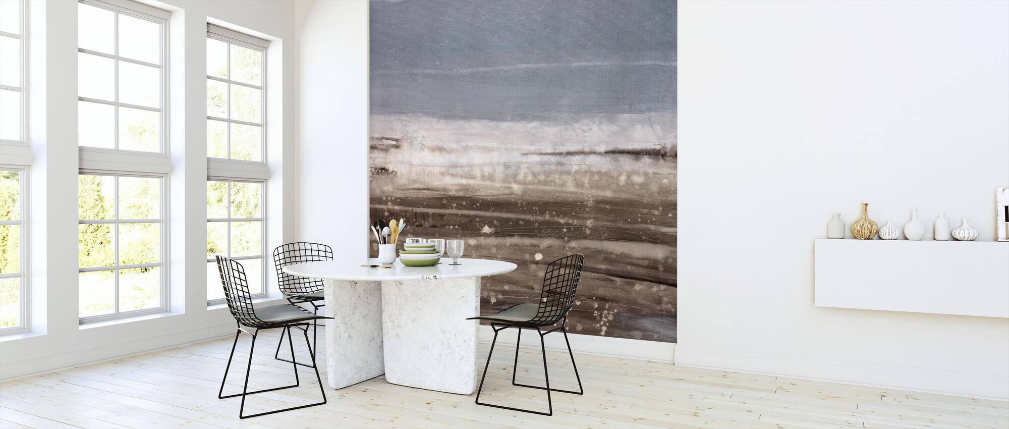Deense Zee - Behang - Keuken