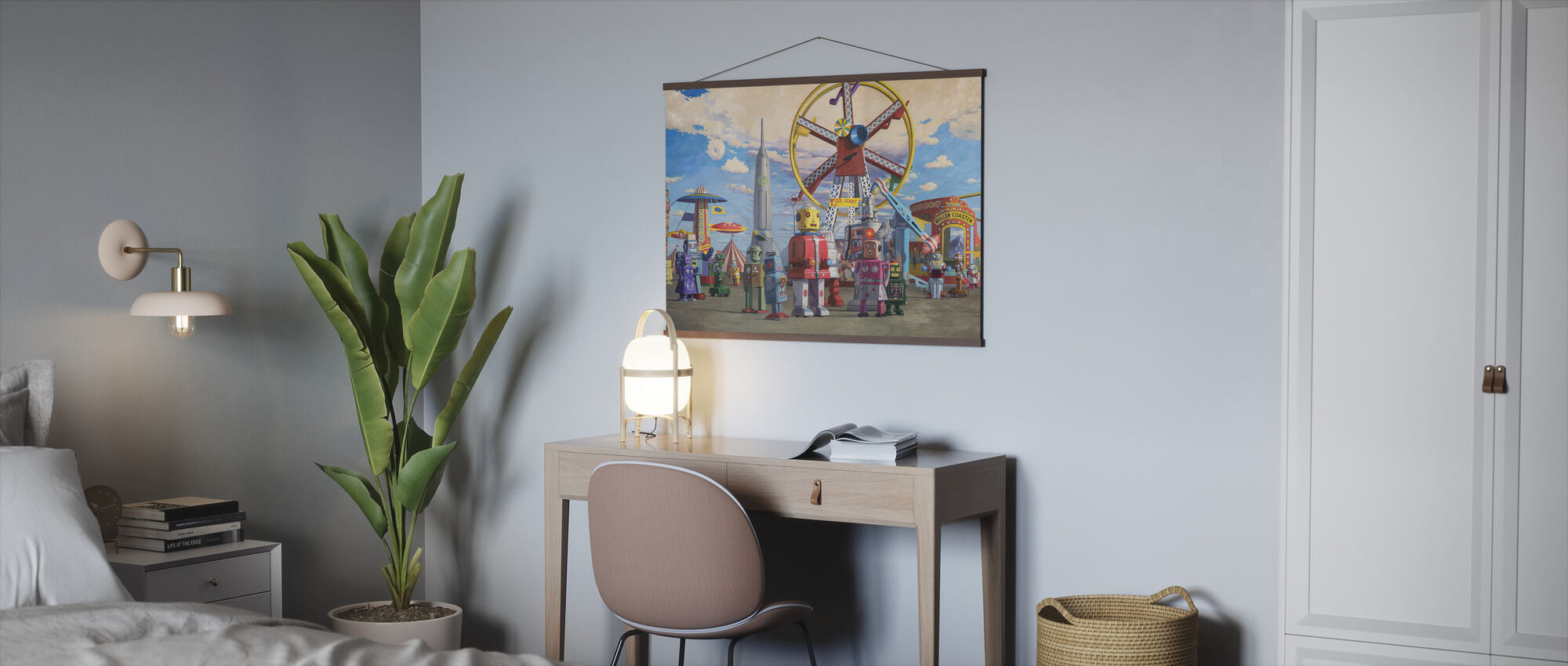 Fairgrounds - Poster - Office