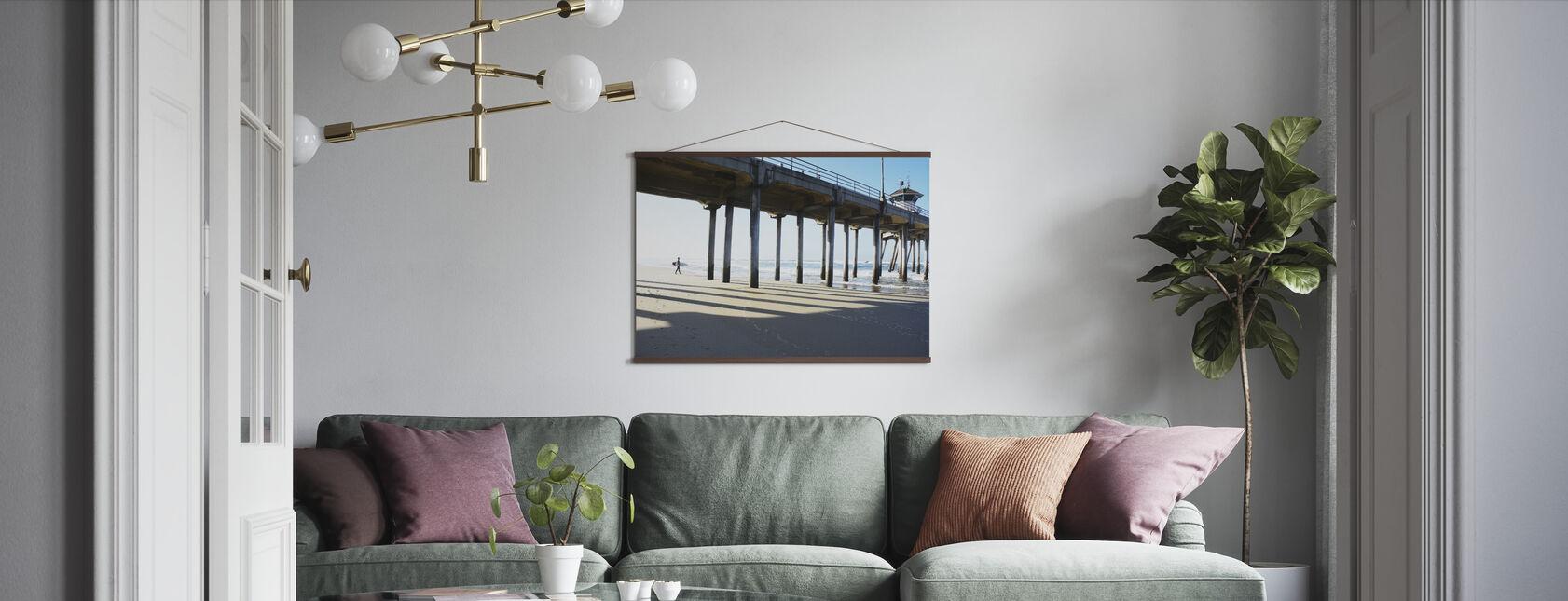 Surf City - Affiche - Salle à manger