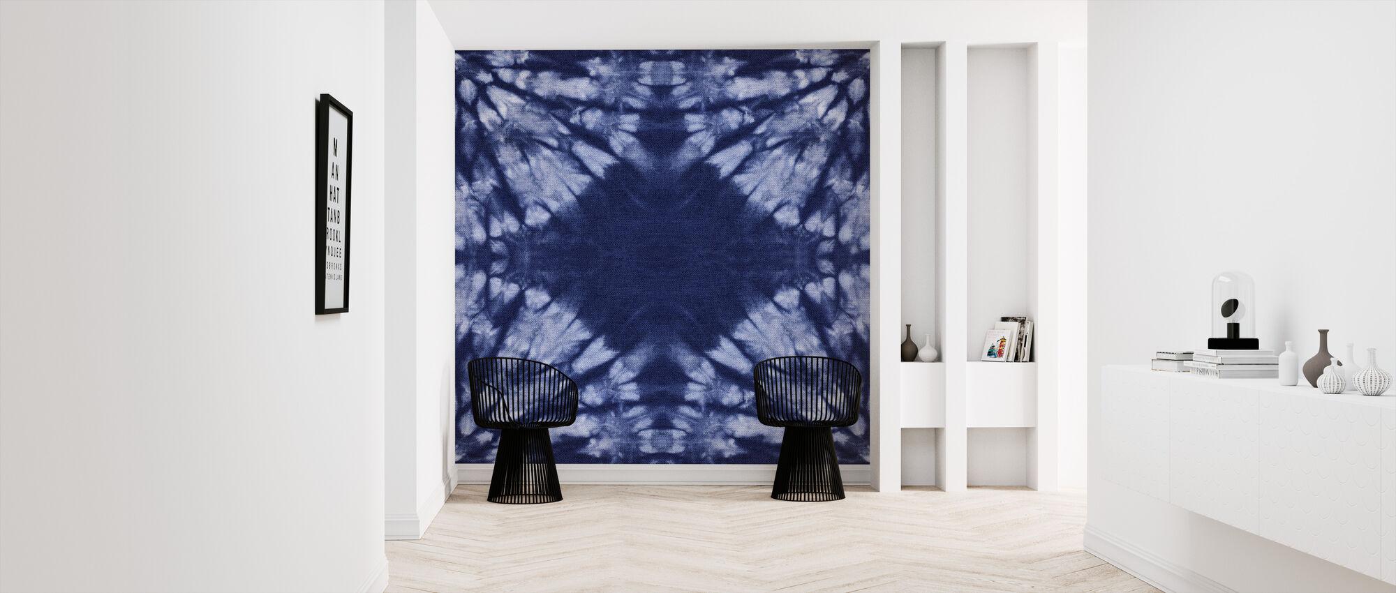 Shibori I - Wallpaper - Hallway