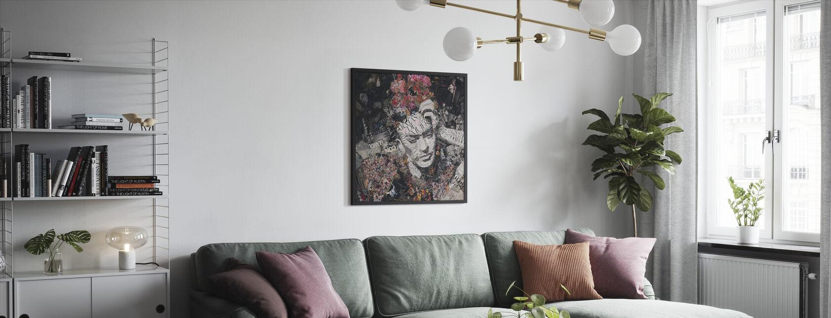 Women's Weapons - Framed print - Living Room