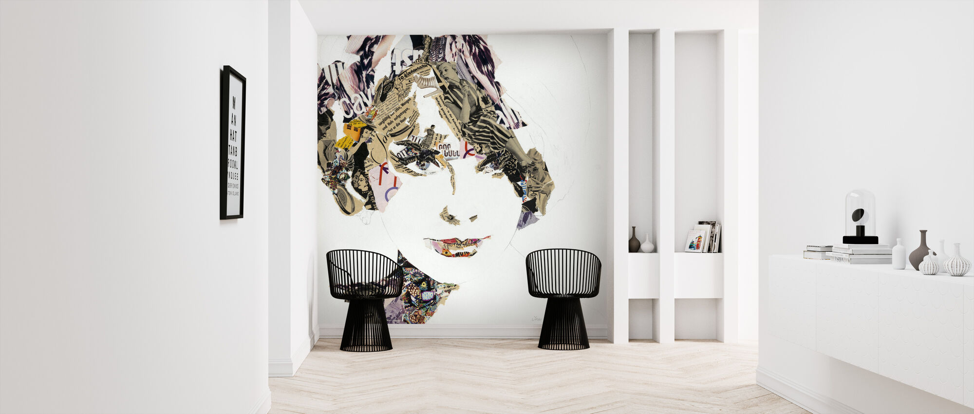 Elke - Wallpaper - Hallway