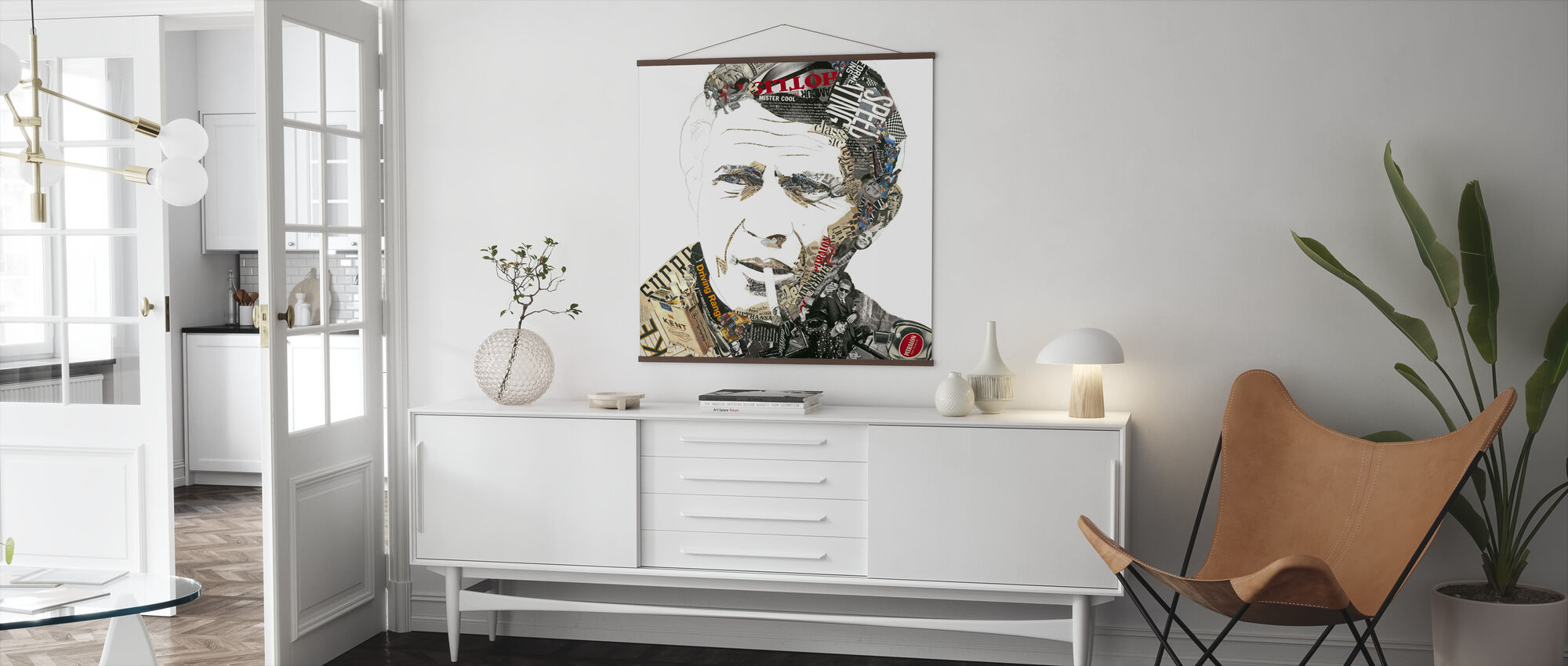 Steve - Poster - Living Room