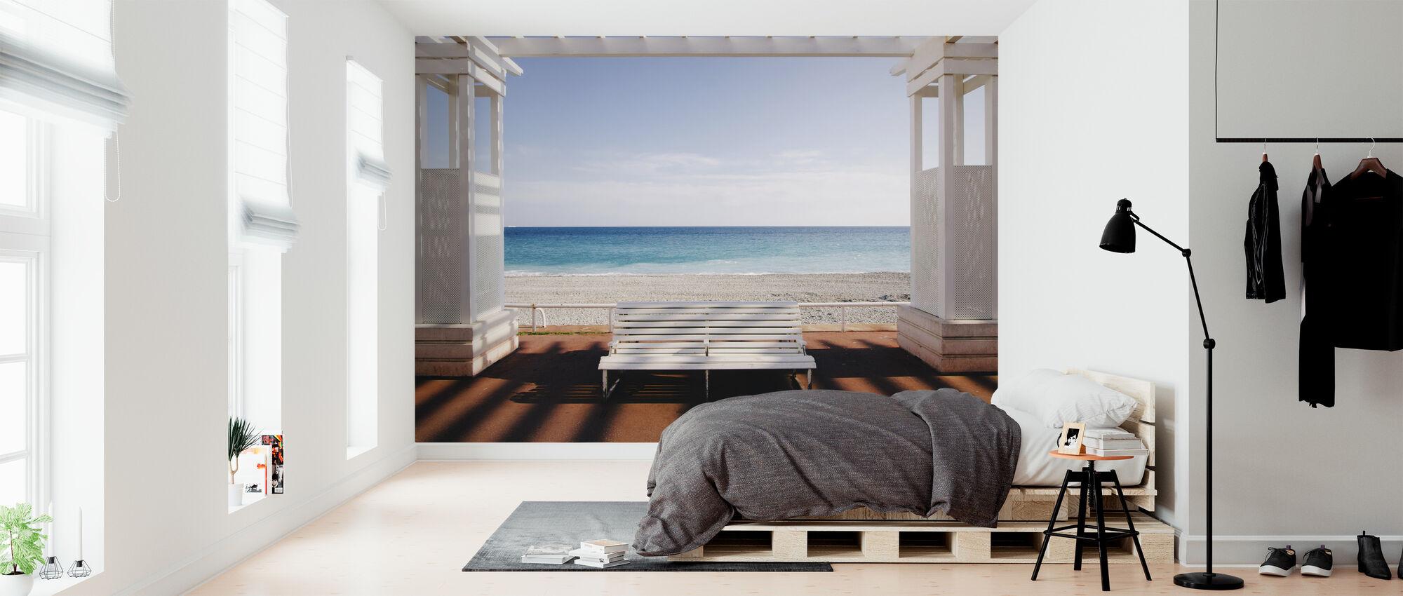 Window to the Sea - Wallpaper - Bedroom