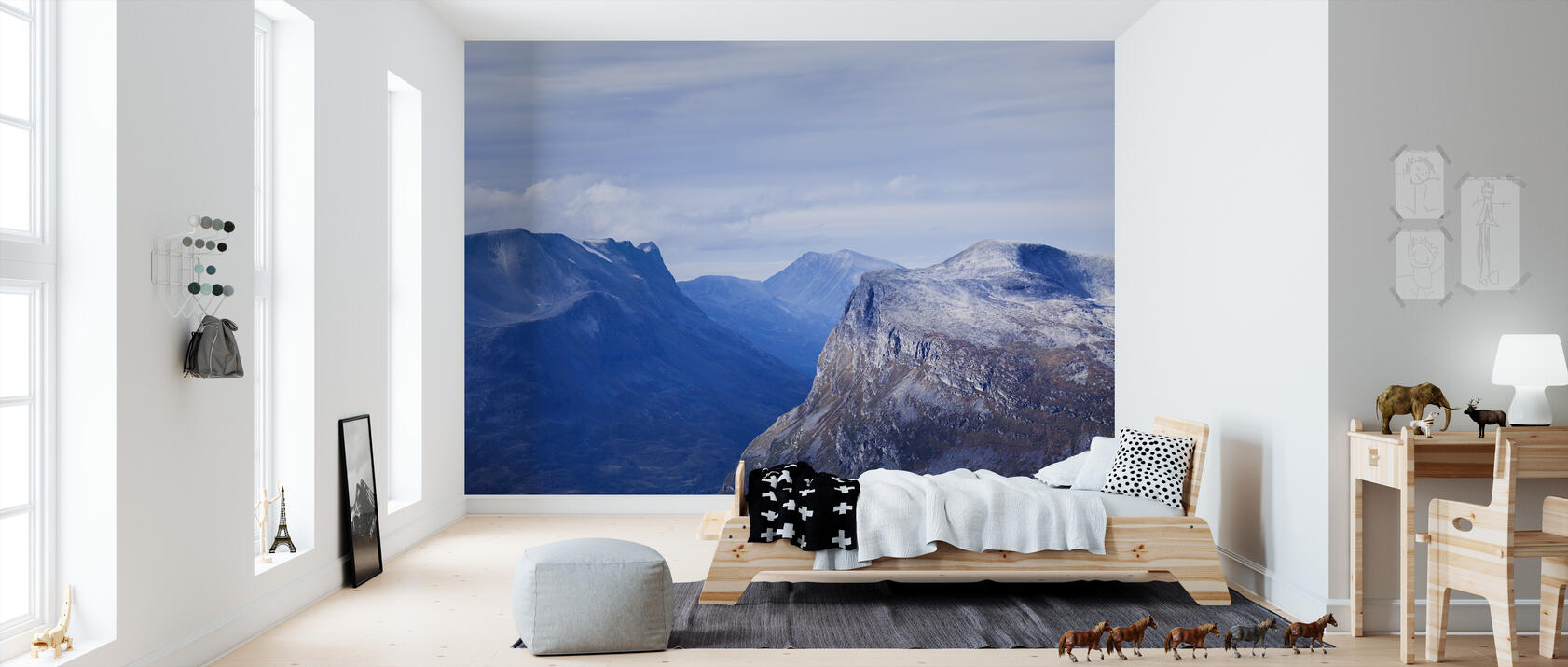 dalsnibba norway fototapete nach ma photowall. Black Bedroom Furniture Sets. Home Design Ideas