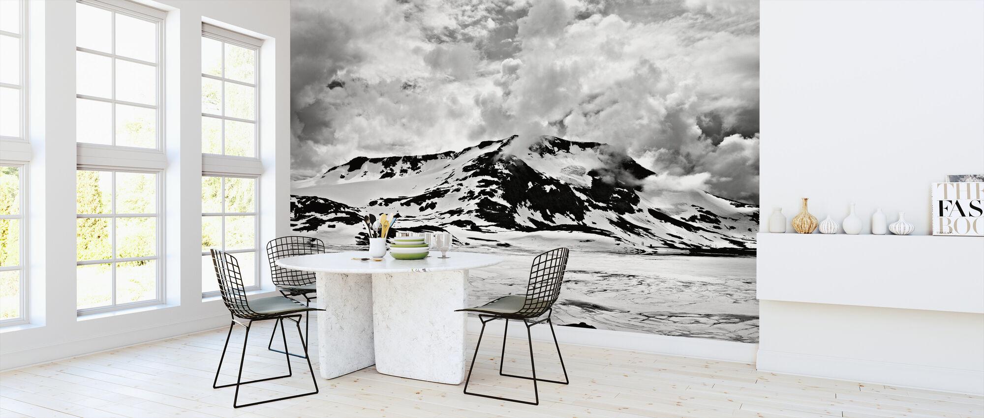 Jotunheimen, Norge - Tapet - Kjøkken