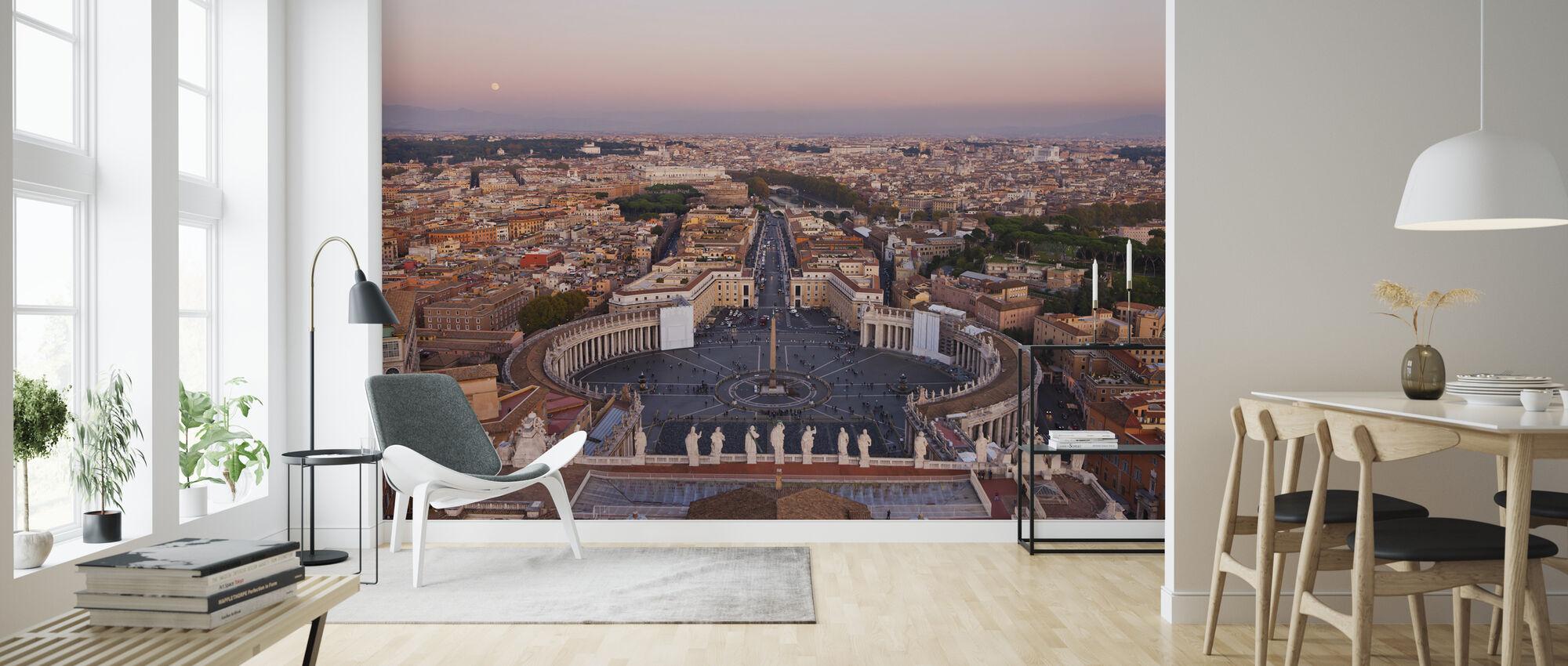 Vatican, Rome - Wallpaper - Living Room