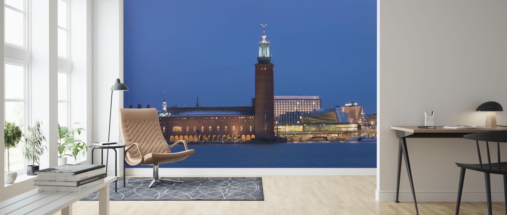 Stockholms stadshus - Tapet - Vardagsrum