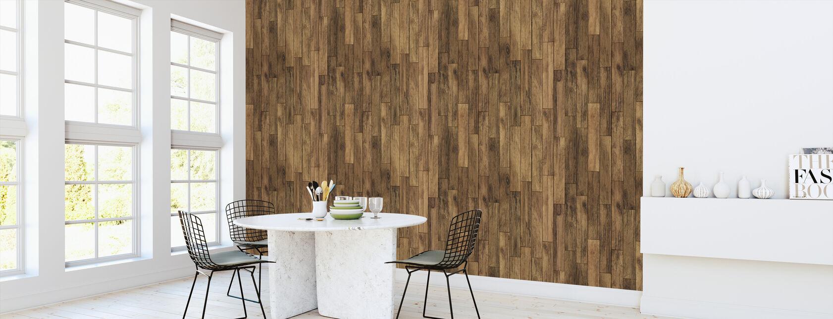 Parquet - Wallpaper - Kitchen