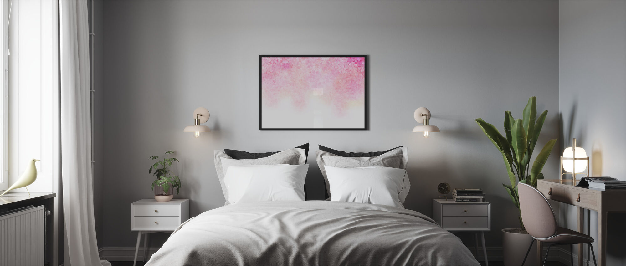 Cherry Blossom - Framed print - Bedroom