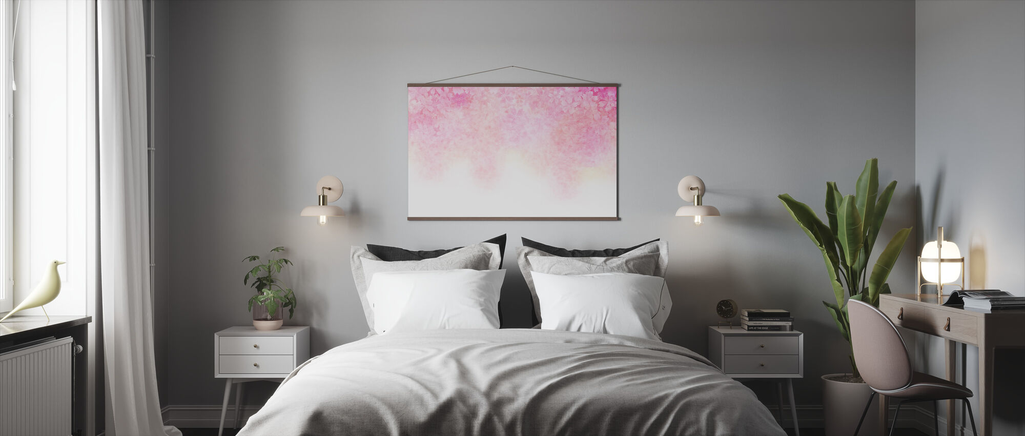 Cherry Blossom - Poster - Bedroom