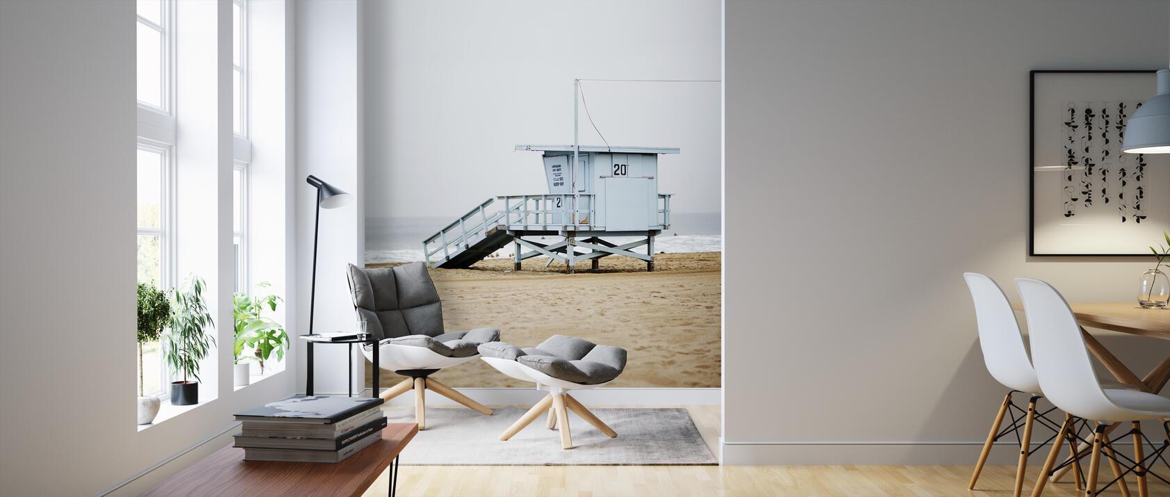 santa monica los angeles beliebte fototapete photowall. Black Bedroom Furniture Sets. Home Design Ideas