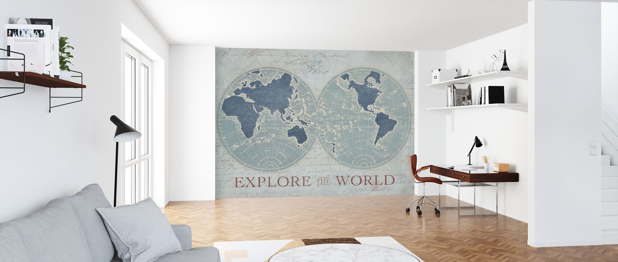 Explore the World 2 - Wallpaper - Office