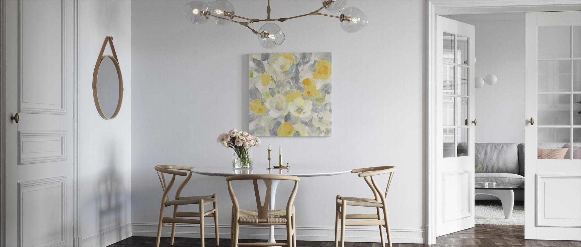Buttercups - Canvas print - Kitchen