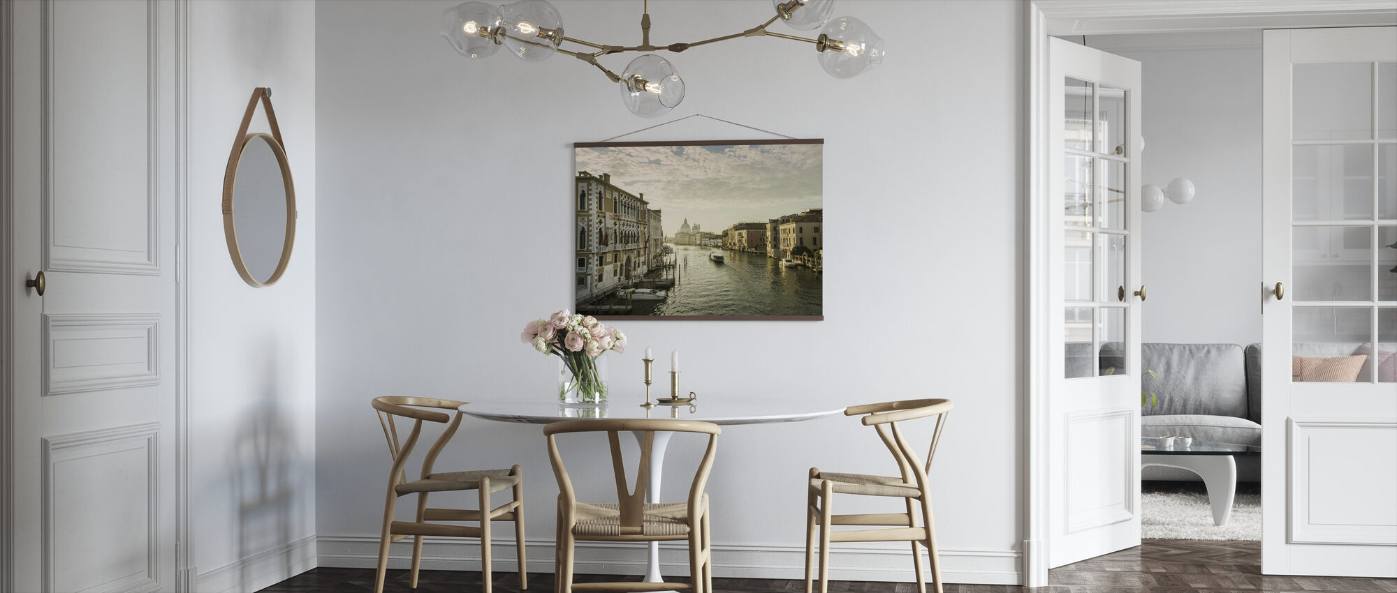 Sunny Venice - Poster - Kitchen