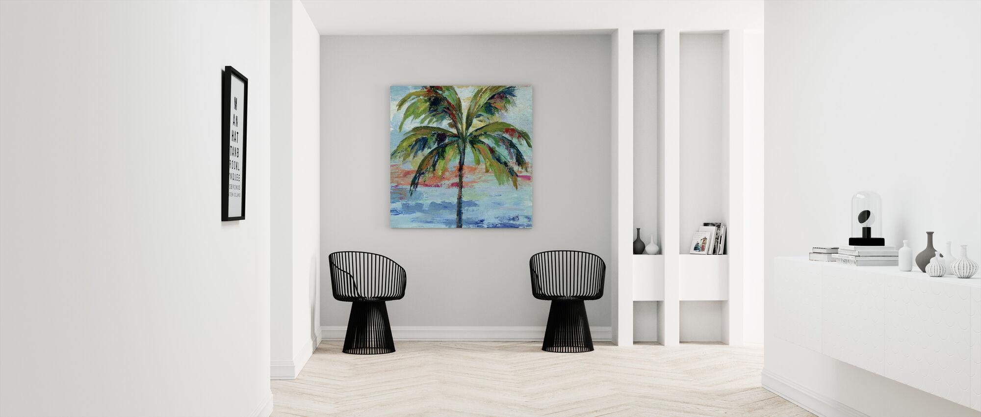 Kalifornia Palm I - Canvastaulu - Aula