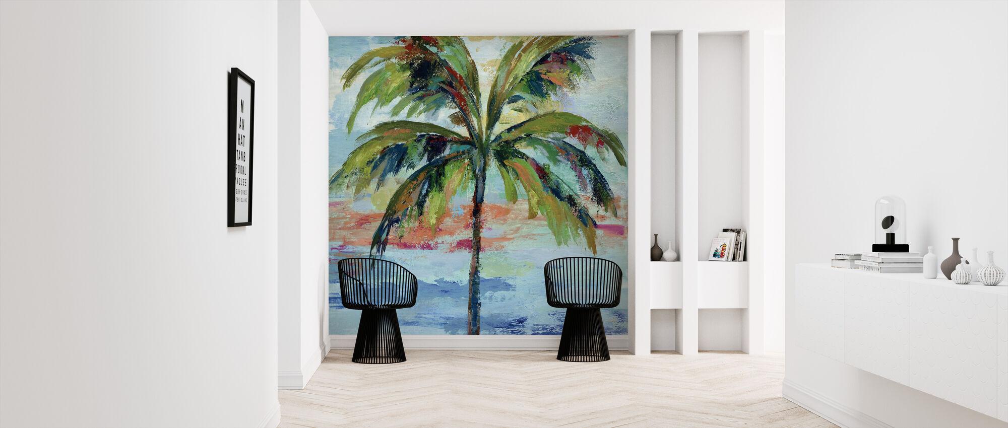 California Palm I - Wallpaper - Hallway