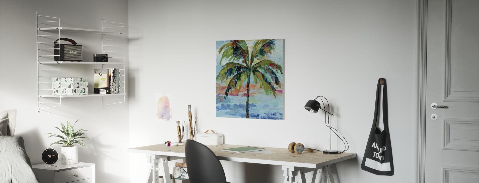California Palm I - Canvas print - Kids Room