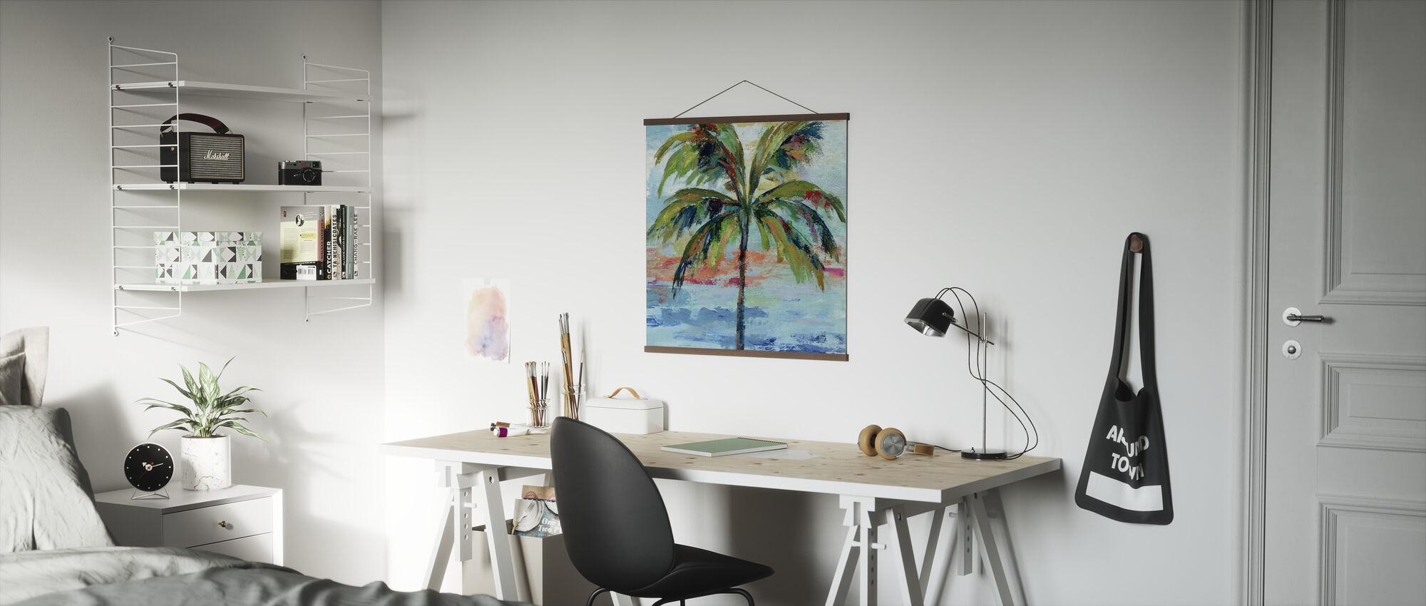 California Palm I - Poster - Office