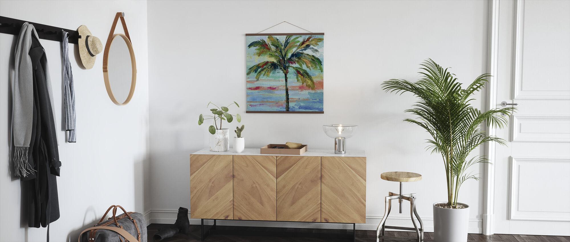 California Palm II - Poster - Hallway