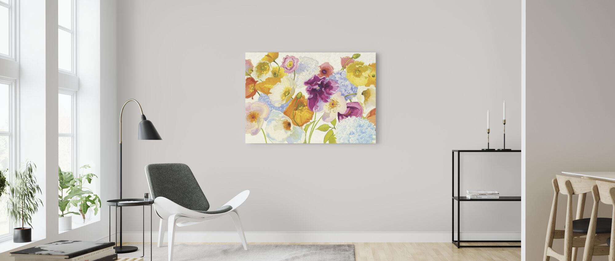 For Paris - Canvas print - Living Room