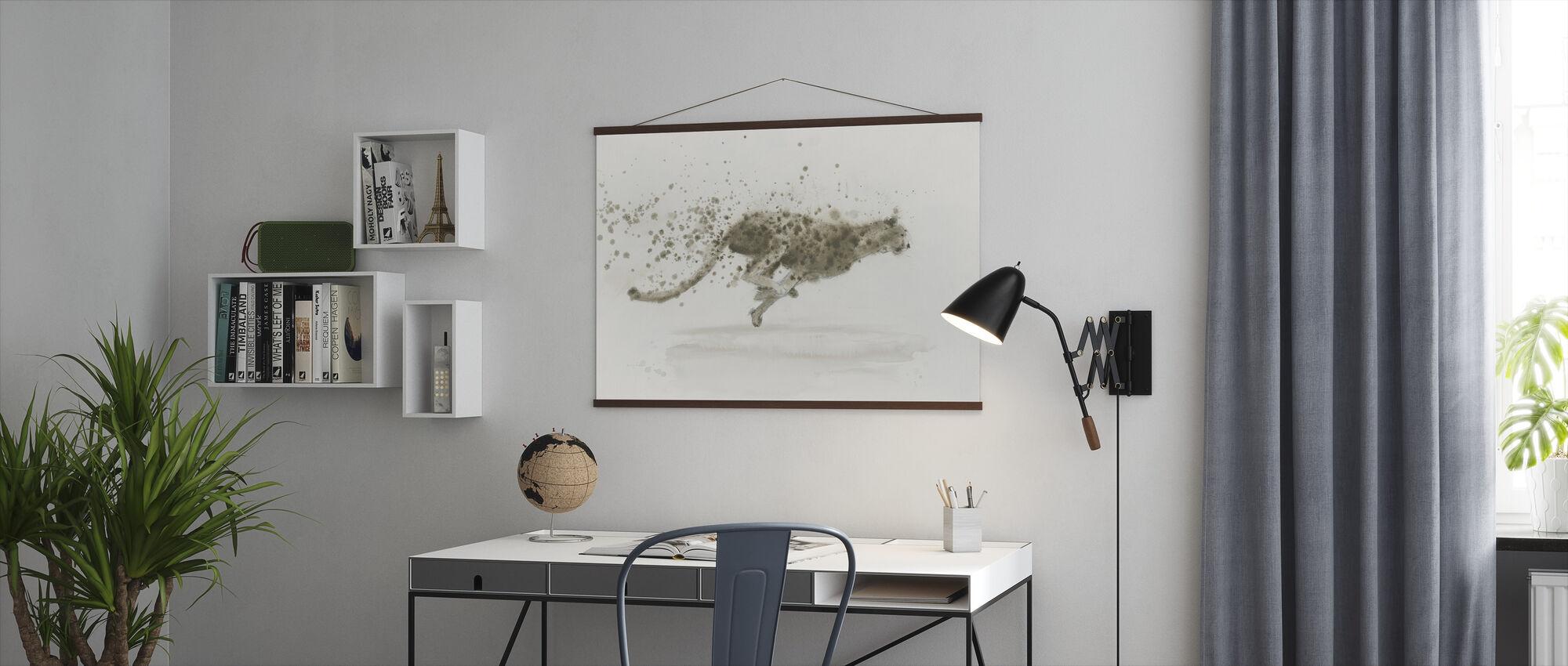 Cheetah - Poster - Office