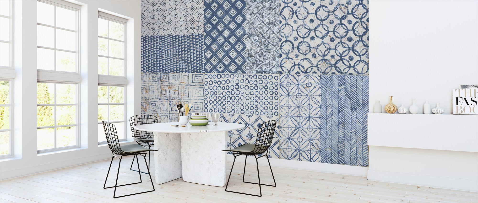 Maki Tile XVII - Wallpaper - Kitchen