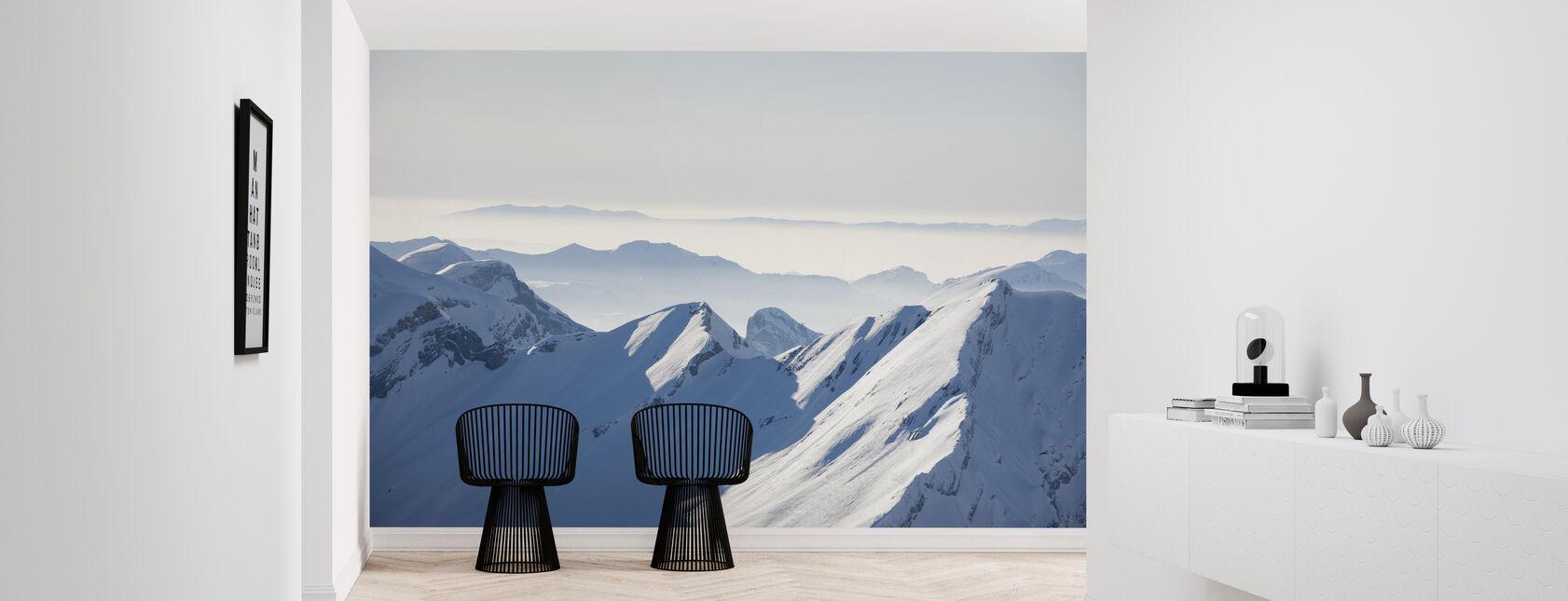Chamonix Alpit I, Ranska - Tapetti - Aula