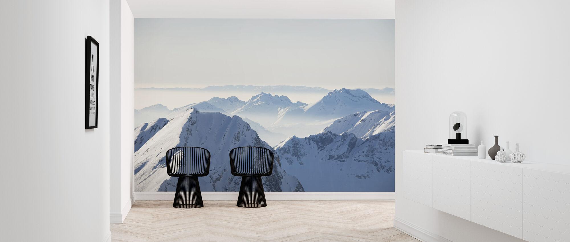 Chamonix Alps II, France - Wallpaper - Hallway