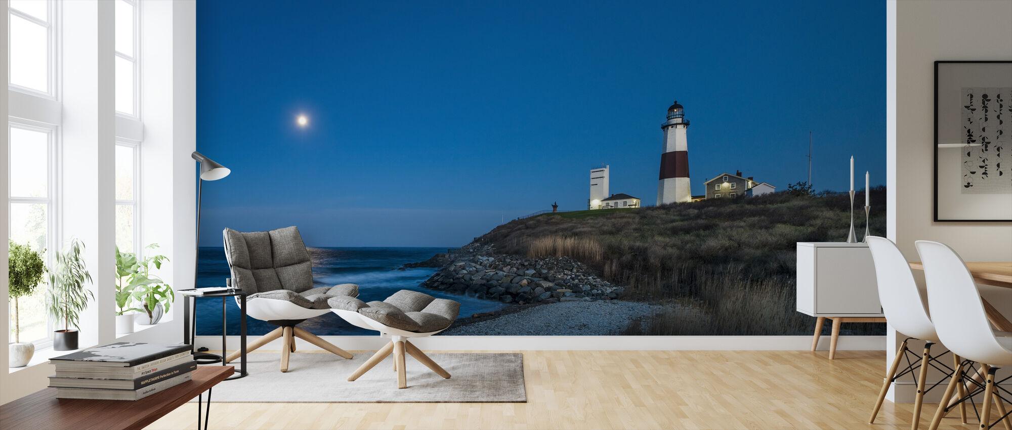Montauk Point, Long Island - Wallpaper - Living Room