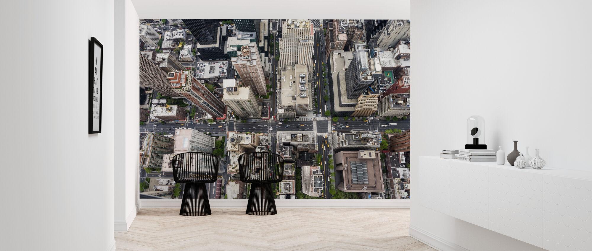 Manhattan Rooftops - Tapetti - Aula
