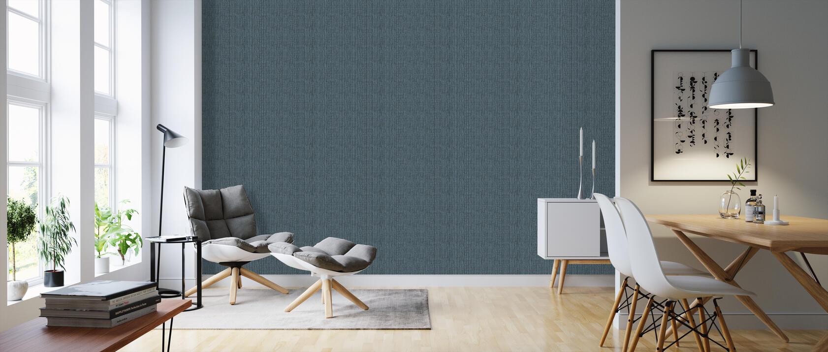 linen denim mit tapeten einrichten photowall. Black Bedroom Furniture Sets. Home Design Ideas