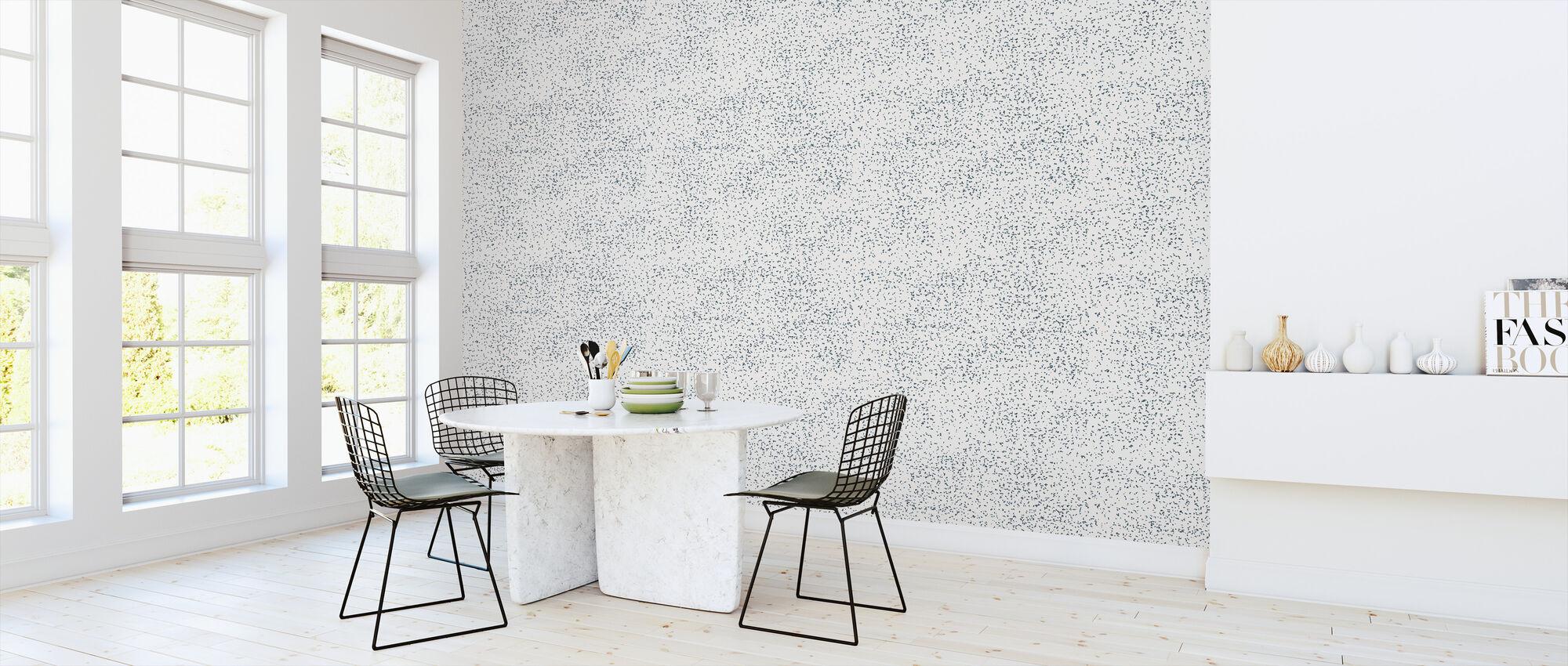 Speckle Blue - Wallpaper - Kitchen