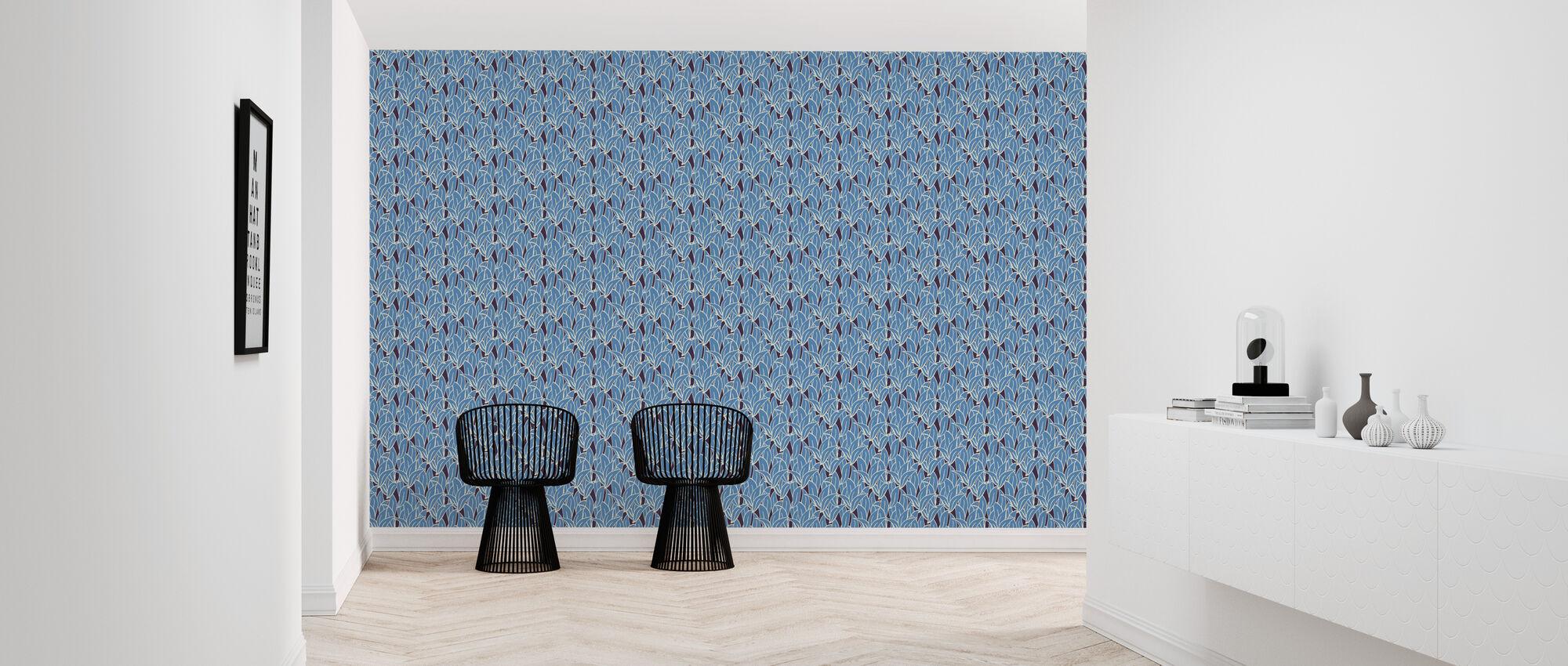 Mostly Leafs Night - Wallpaper - Hallway