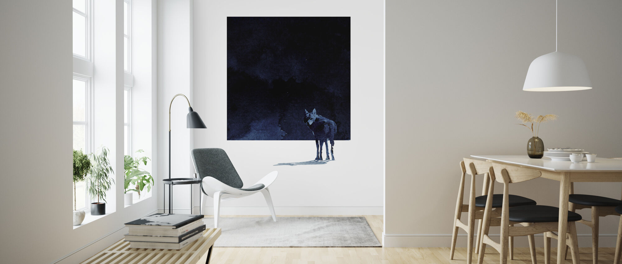 Im Going Back - Wallpaper - Living Room