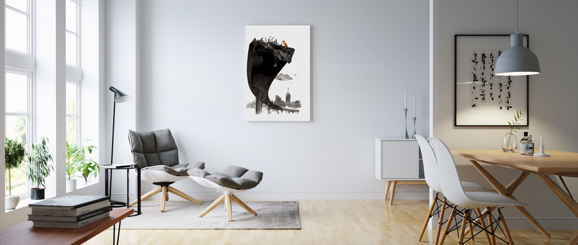The Last Of Us - Canvas print - Living Room