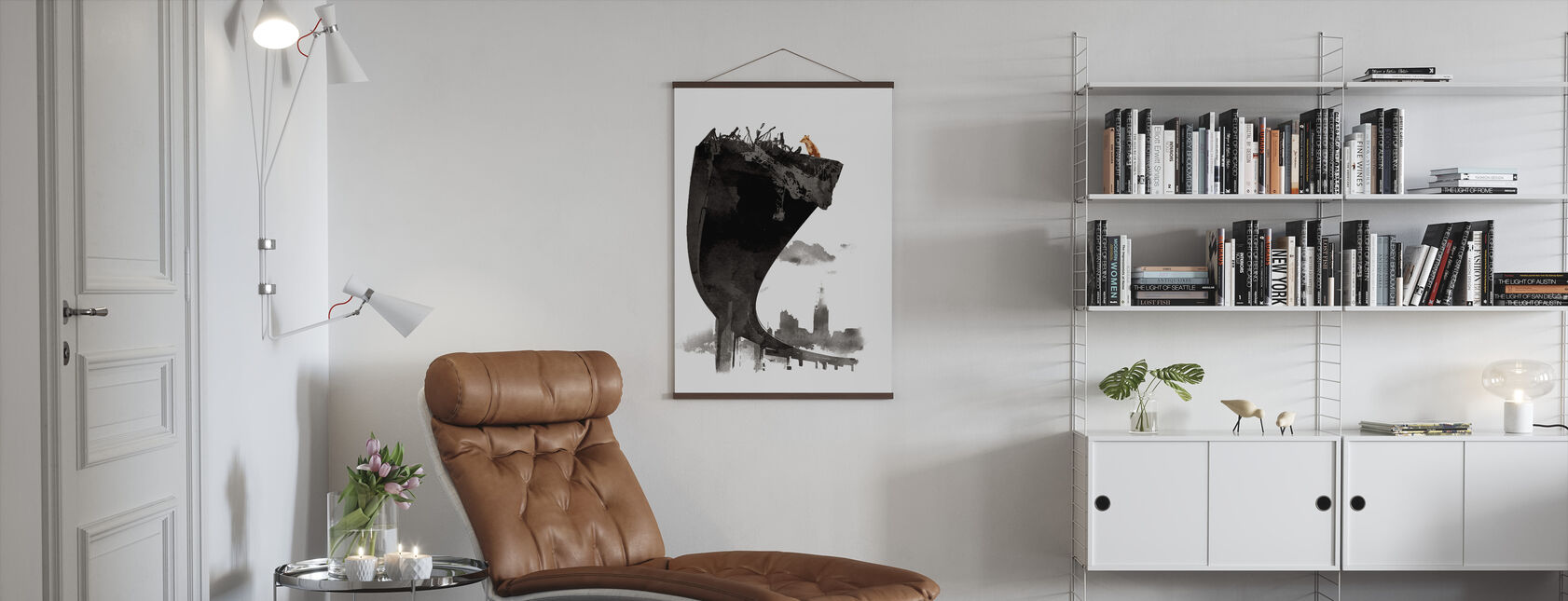 The Last Of Us - Poster - Living Room