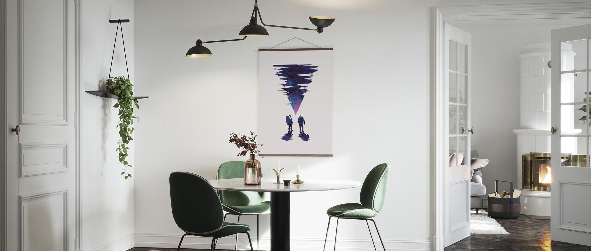 Het ding - Poster - Keuken
